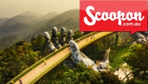 VIETNAM Journey from North to South Vietnam with a 13D Tour! Ft. Newly Opened Golden Bridge & Beyond. Domestic Flights, Accom, Select Meals + More