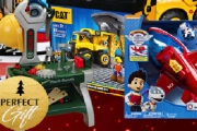 Pick Perfect Gifts for Your Children w/ the Awesome Kids' Mega Brand Toy Sale! Shop for Motorcycles Models, Construction Toys, Water Guns & More!
