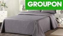 Stay Cool On those Hot Summer Nights w/ 1000TC Bamboo Stripe Sheet Set. Ft. Breathable, Moisture-Wicking Properties. Available in Double, Queen or King