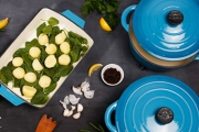 Classica Cast Iron Cookware that Lasts a Lifetime! Incl. Roasting Pans, Dutch Ovens, Grill Pans & More. Feat. Heavy-Duty Enamel Finish. Plus P&H