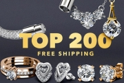 Experience Elegance & Style with the Top 200 Jewellery Sale Ft. Crystals from Swarovski! Shop Earrings, Bracelets, Necklaces, Bangles & More