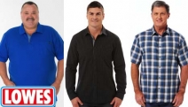 You Don't Have to Spend Big to Style it Up! Shop the Lowes Men's Clearance Sale for All the Essentials! Ft. Tees, Work Boots, Sneakers & Lots More