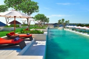 BALI Luxe 8 Nights @ Brand New Aryaduta Bali! Ft. Brekkie, Dining, Nightly Free-Flow Beers & Cocktails, Late Check-Out & More for 2-Ppl & 2 Kids