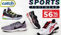 Get Ahead of the Pack with Up to 56% Off Sports Footwear Superstore! Shop Fresh Pair of Cool Kicks for All Ages from Nike, ASICS, Skechers & More