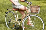 Go for a Spin on a Reid Bicycle! Shop Vintage-Style Men's & Women's Bikes & Helmets! Bikes Include $70 Starter Pack w/ Lights, Pumps & Lock