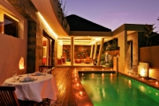 BALI Up to 7-Night Luxe Private Pool Villa Stay in the Heart of Seminyak @ The Kasih Villas & Spa! Daily Brekkie & Cocktails, Massages & More for 2