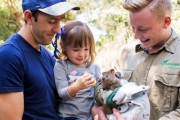 Get Up Close & Personal All Year Round w/ Native Australian Wildlife w/ an Annual Pass @ Featherdale Wildlife Park! Valid for 1 Child & 1 Adult