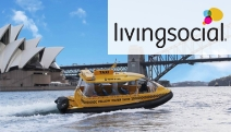 Hit the Water for a Harbour Highlights Tour from Just $19! Upgrade for 2 Hrs Private Water Taxi Hire or an All-Day Treasure Hunt Experience for 15