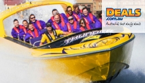 Take a Ride on the Wild Side w/ a 30-Min Thunder Twist Speed Boat Tour on Sydney's Iconic Harbour! Enjoy 360-Degree Spins, Daring Twists & More