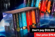 Sirius Potterhead? Get Lost in the Magical World of Hogwarts Once More w/ the Series Complete Book Collection! Ft. Full Colours Print Covers