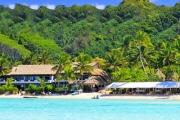 COOK ISLANDS 6-Night Tropical Escape for 2 @ Award-Winning Pacific Resort Rarotonga! Incl. Brekky & Dinner, Glass Bottom Boat Lagoon Cruise & More