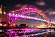 Witness Vivid Festival from the Best Seat in the House w/ a 2-Hr Cruise, Plus Buffet & Free-Flowing Drinks from Cadman Cruises! 26 May to 15 June
