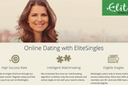 Put Your Single Days Behind You w/ Online Dating from Elite Singles! High Success Rate & Intelligent Matchmaking for Those Looking for Lasting Love