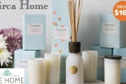 Shop this Luscious Range of Circa Home Candles, Diffusers & Body Care! Indulge in Creme Brulee Soy Candles, Oceanique Hand Wash & Lotion + More