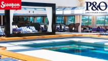 P&O SEA BREAK CRUISE 4-Night Cairns to Sydney Food & Wine Cruise! Enjoy Main Meals, On Board Activities, Fitness Centre & More. 6-10 September 2018