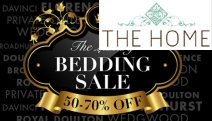 Give Your Bedroom a Quick and Affordable Refresh w/ the Luxury Bedding Sale! Incl. Wedgwood, Royal Doulton, Florence Broadhurst, Davinci & More
