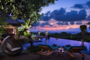 BALI 5-Night Seclusion w/ Indian Ocean Views @ Shanti Residence, Nusa Dua! Suite Room w/ Select Dining, Massages, Daily Afternoon Tea & More for 2