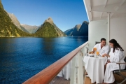 NZ-SYD CRUISE Discover NZ on a 10N Cruise w/ All-Incl. Dining, Luxurious Stateroom & More! Ft. Fiordland National Park, Tauranga & Beyond! March 2020