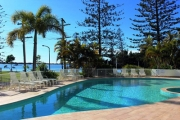 GOLD COAST Up to 7-Night Coastal Apartment Break for Couples or Families at Crystal Bay on the Broadwater! Bottle of Wine, Late Check-Out & More