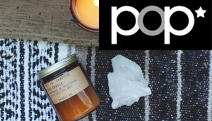 Light It Up w/ P.F. Candle Co. Soy Candles! Ft. Essential Oil-Based Fragrances, Presented in an Old School Jar! Made w/ Domestically Grown Soy Wax
