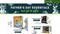 Don't Get Caught Out this Father's Day! Shop Booktopia's 25% Off Father's Day Essentials! Ft. Must-Have Titles Across Thriller, Comedy, Bio & More