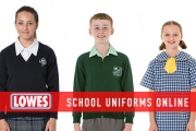 Make Buying the New School Uniforms a Breeze with Lowes! Order Before Midnight Sunday the 19th of Jan to Ensure Delivery Before School Starts