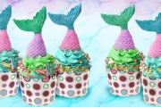 Learn a Sweet New Skill w/ a 3-Hour Mermaid Cupcake Decorating Class from Bake Boss! Includes a Free Silicone Mermaid Tail Mould to Take Home