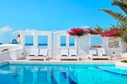 GREEK ISLANDS Turquoise Water Paradise w/ 4 Nights at Boutique Mr & Mrs White Hotel on Stunning Paros Island! Brekkie, Nightly Drink & More