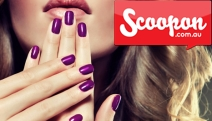Nail Your Look w/ a Dazzling Deluxe Shellac Manicure at Aquarius Beauty in Newtown for Just $19! Upgrade to Include a Pedicure or to Bring a Friend