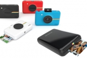 Go Retro with a Polaroid Snap Camera That Prints Instantly! Feat. Self-Timer, 6 Picture Modes, Photo Booth Mode, SD Card Slot & More