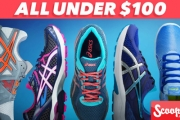 Smash Your Fitness Goals with ASICS Footwear Under $100! Shop Men's & Women's Runners in Various Fun Designs & Colours. GT 1000, Galaxy 8 & More