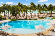 DOMINICAN REPUBLIC Discover the White-Sand Beaches of the Caribbean w/ 5N @ Eden Roc at Cap Cana! Luxury 1-BR Pool Suite w/ Brekkie & More for 2