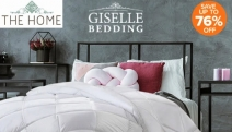 Get Your Beauty Sleep w/ Up to 76% Off Luxurious Giselle Bedding! Shop a Range of Mattress Toppers, Euro Top Mattresses, Heated Electric Blankets & More