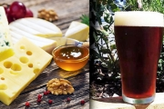 Whet Your Whistle w/ a Cheese Board to Share Between 2 Plus a Schooner of Craft Beer Each @ All Inn Brewing Co! Upgrade for Groups of Four