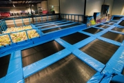 Bounce Into Action with 1-Hour of Trampolining at Boing Central! Feat. Over 80 Trampolines, Incl. Slam Central Basketball, Foam Pits & More