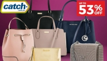 Add Glam to Your Outfit with the Big Brand Handbags Massive Clearance Sale! Enjoy Up to 53% Off Coach, Michael Kors, Kate Spade, Tony Bianco & More