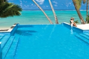 COOK ISLANDS 5-Night Romantic Couples Escape at the Little Polynesian Resort! Stay in a Beachfront Bungalow w/ Brekkie, Food & Beverage Credit & More
