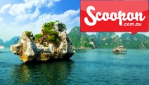 VIETNAM & CAMBODIA: Journey through Vietnam & Cambodia w/ a 12D Tour! UNESCO World Heritage-Listed Sites, Ha Long Bay Cruise w/ Int'l Flights & More