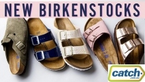 Give Your Tootsies a Break w/ the Range of Birkenstock Sandals for the Whole Fam! Shop Popular Styles Incl. Arizona, Gizeh & More From $39. Plus P&H