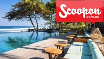 LOMBOK 5-Night Luxe Beachfront Suite Stay @ Jeeva Klui Resort! Daily Brekkie & Afternoon Tea, Choice of Daily Lunch or Dinner, Massages & More for 2