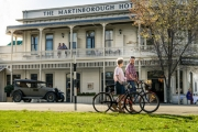 NZ WINE REGION 3-Day Stay at Iconic Martinborough Hotel in Martinborough! Incl. NZD$100 Dining Credit, Nightly Drink, Late 1pm Checkout & More