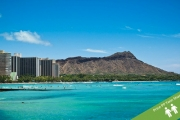 HAWAII w/ FLIGHTS Say Aloha to 5 Nights @ Ambassador Hotel Waikiki, Near Waikiki Beach & Other Attractions! Ft. City View Room, Return Flights & More