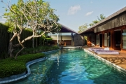 BALI 5N Serene Escape in Canggu for 4-Ppl @ The Santai Umalas! 2-BR Private Pool Villa Surrounded by Lush Rice Terraces. Butler, Select Dining & More