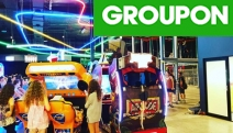 Enjoy Two Action-Packed Hours of Fun at AttracTivity Entertainment in Alexandria! Play Bowling, Laser Tag, Dodgem Cars, Pool Tables & Much More