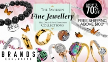 Diamonds Are a Girl's Best Friend, So She'll Love the Fine Jewellery Ft. Diamonds & Gemstones Collections - Solid 9CT, 18CT Gold & Sterling Silver!