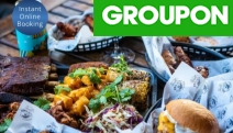 Tuck into a Tasty 2-Course Meal + Wine or Beer for 2 @ Coal Blooded Griller! Beef Brisket, Chicken Paella, Patatas Bravas & More. Opt for 3 Courses