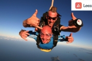Feel the Rush with a Skydive Over Brissie from Up To 15,000ft! Beachside Redcliffe Location w/ Beach Landings! Plus $35 APF Levy & Admin Fee