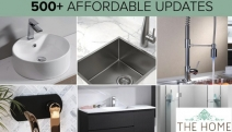 Home Renovations Can Break the Budget! Don't Miss the Bathroom & Kitchens DIY Deals Sale! Shop a Range of Basins, Tapwear, Shower Heads & Lots More
