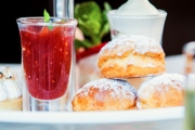 Contemporary Weekend High Tea at the World Heritage Listed Hyde Park Barracks! Incl. Glass of Sparkling Wine Plus Delicious Sweets and Savouries