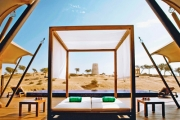 DUBAI Experience a Desert Oasis w/ 2 Nights at a Lavish 5* Private Pool Villa Just 45 Mins from Dubai Airport! Incl. Transfers, Spa Treatments & More